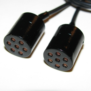 CA 11 Microphone Closeup