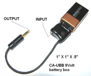 Ugly Battery Box
